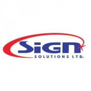 Sign Solutions Ltd.